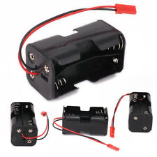 HK- For 1/8 1/10 RC HSP Car AA 02070 Battery Holder Case Compartment Receiver Pa