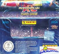 2013/14 Panini Adrenalyn Champions League 50 Pack Factory Sealed Box-300 Cards