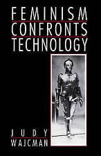 Feminism Confronts Technology, Good Condition Book, Wajcman, Judy, ISBN 97807456