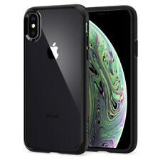 Spigen Ultra Hybrid Case for iPhone XS - Black