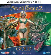SpellForce 2 - Anniversary Gold Edition PC Video Game