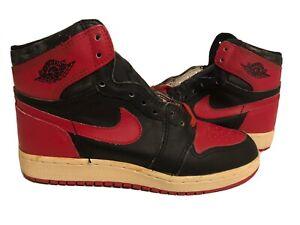 WOW Nike Air Jordan 1985 Black/Red US 6