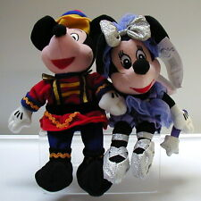 Disney~~Nutcracker Mickey & Sugar Plum Minnie BB Set