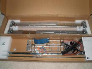 377839-001 HP (COMPLETE!) Rack Mount Rail Kit for ML570 G3 ML570 G4