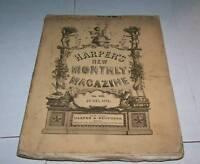 JUNE 1884 HARPERS NEW MONTHLY MAGAZINE