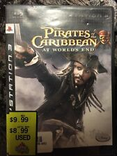 Pirates of the Caribbean: At World's End (Sony PlayStation 3, 2007)