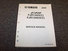 2008 Yamaha FJR1300 FJR13AX FJR13AEX (C) Motorcycle Shop Service Repair Manual