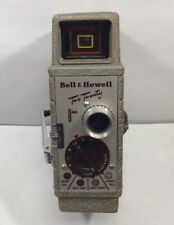 Bell & Howell Two Twenty 8mm MOVIE CAMERA