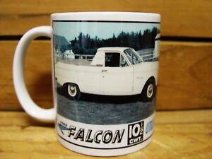 300ml COFFEE MUG - FORD FALCON UTILITY
