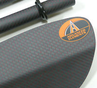 Advanced Elements Full Carbon Rigid Touring 4pc Breakdown Paddle 230cm - AE2035