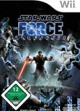 Nintendo Wii +Wii U STAR WARS THE FORCE UNLEASHED GuterZust.