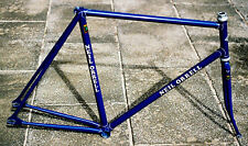 Track or Fixie steel cycle frame, Reynolds 531, Neil Orrell, 57cm centre to top