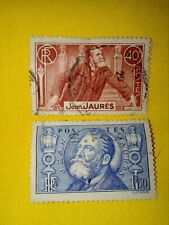 TIMBRE - POSTZEGELS - FRANKRIJK - FRANCE 1936  NR.318/19 (F 253)