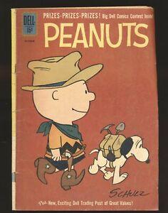 Peanuts # 10 - Schulz cover VG Cond.