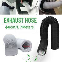 Universal Portable Air Conditioner Spare Parts Exhaust Pipe Vent Hose