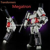 Transformers Megatron Man Gift Pistol Version Toys Figure Action Building In Box