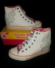 Skechers Women's Gimme Fast Cash White/Multi Fashion Sneaker womens 8.5 CM 25.5