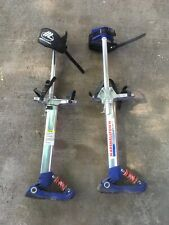 "Marshalltown Skywalker 2.0 Drywall Stilts 24-40"" Great Condition"