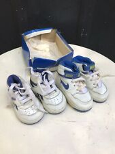 Vintage Baby Boy Shoes Lot Reebok and Nike