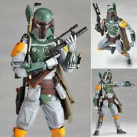 Star Wars Revo 5 Boba Fett 15cm Set Model Action Figure a F01