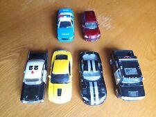 Lot 6 Die Cast Cars 4 Kinsmart 2 Other Brand Police Hummer H2 Sut Viper Camaro