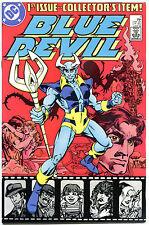 BLUE DEVIL #1 2 3 4 5 6 7 8 9 10 11 12-31, + Annual #1 VF/NM, 1984, 32 issues