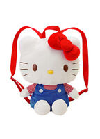 HELLO KITTY SANRIO PLUSH BACKPACK *100% AUTHENTIC* MSRP $35 **BRAND NEW w/TAG!!