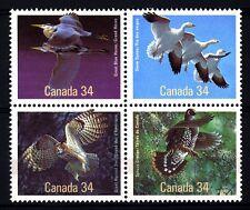 CANADA - 1986 - Uccelli.