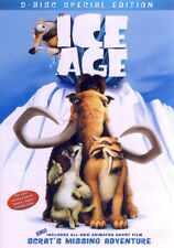 ICE AGE (2 - DISC SPECIAL EDITION) (REVERSIBLE FRENCH COVER) (DVD)
