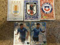 Panini Copa America 2019 (Brazil) Badges/ Foils/ Shiny Stickers
