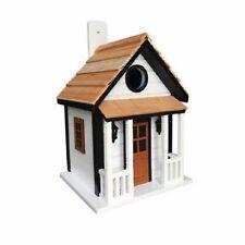 Home Bazaar Hbac-7605 Lantern Cottage Wood Bird House, 9.45