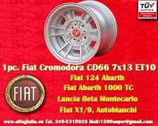 1 Cerchio Fiat Cromodora CD66 7x13 4x98 -1- Wheel Felge llanta jante Lancia TUV