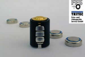 Batterie-Umrüstsatz (PX27) für Rollei 35SE/TE, Rollei 35LED, Rollei A110