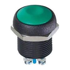 1 x Apem Push Button Switch IRR3V2B2, Panel Mount, Momentary