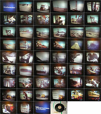 16 mm Film 1982-Erdöl-Bohrstelle-Transport-Unfälle-München Haustank-Antique film