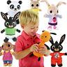 Bing Bunny Plush Toy Sula FLOP PANDO Bedtime Rabbit Stuffed Doll Kid Toy.15-35cm