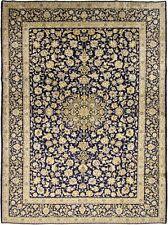 Tappeto Persiano Kashan 3,92 x 2,80 Orientteppich Perfette Condizioni No. 589