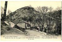CPA 73 Savoie La Chambotte Vue générale du Village et du Col