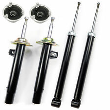 4 amortiguadores la presión del gas delante atrás + copelas va-BMW 3er e46