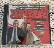 Wedding Crashers – Ultimate Crashers Mix More Music From the Film. New Sealed!