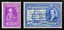 BELGIUM 1956 SG328/9 U/M NC737