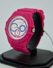 Guess Watch Women's Silicone Strap Watch U0942L3, New