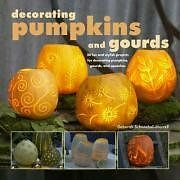 Decorating Pumpkins and Gourds
