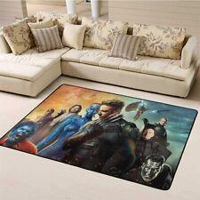 X-Men Rugs Anti-skid Area Rug Living Room Bedroom Floor Mat Soft Flannel Carpet