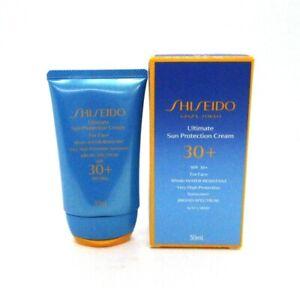 Shiseido Ginza Tokyo Ultimate Sun Protection Cream Spf 30+ ~ 50 ml ~ BNIB