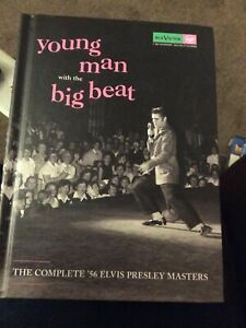 ELVIS PRESLEY: YOUNG MAN WITH THE BIG BEAT (5 CD.)EAN 888750061423.Set - V.G.C.