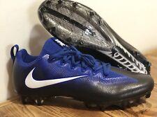 Nike Vapor Untouchable Pro Pf Football Cleats Sz 11.5 Blue Black 839924-014