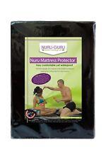 Nuru Sheet Mattress Protector (Queen Black)