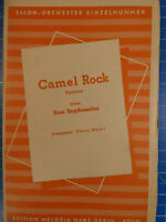 Salon-Orchester (Einzelnummer) Künstlerexemplar Noten und Texte B-22189