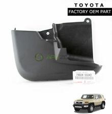 Toyota FJ Cruiser Complete 4-Piece Mud Guard Flap Set Genuine OE OEM